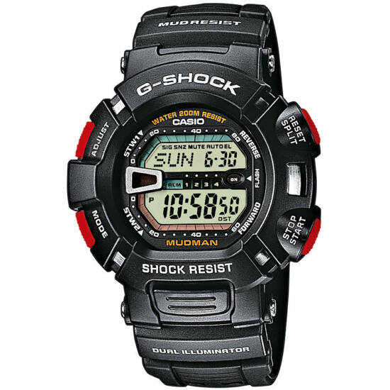 CASIO G-9000-1 karóra