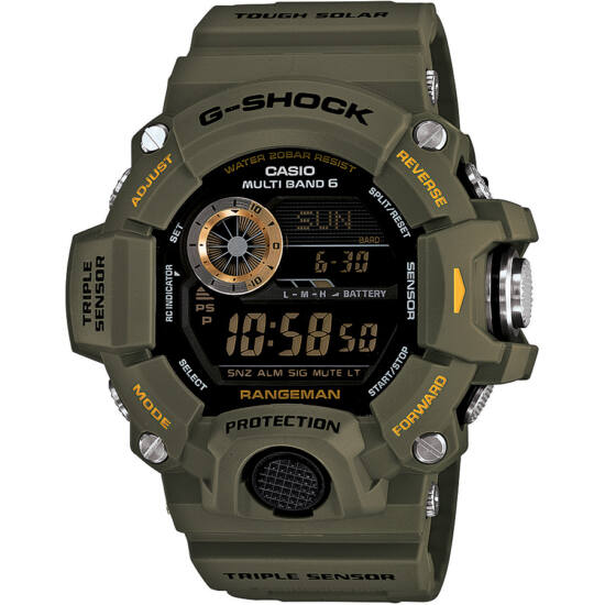 CASIO GW-9400-3 karóra